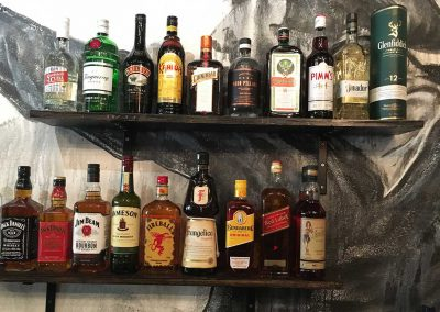 the-railyard-saloon_bar-shelves